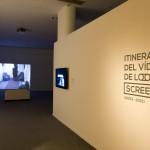 Itinerarios del video - Exhibition view (1) - photo Pablo Candamio